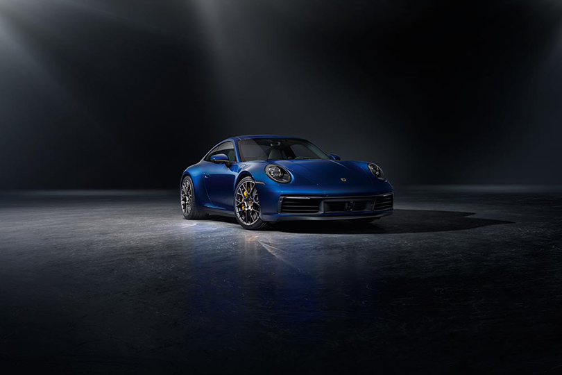 Cars with Jan Coomans. L.A. Confidential: a brand new Porsche 911 is born