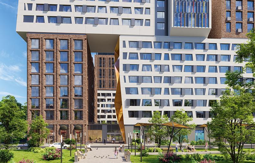 Новый жилой комплекс «Рихард» от ГК ФСК, расположенный в одном из самых престижных районов Москвы — Хорошевском, в окружении исторической сталинской застройки, рядом с зеленым парком «Березовая роща»