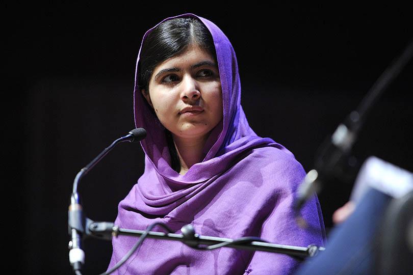 Posta Kid's Club: 30самых влиятельных подростков мира поверсии Time. 19-летняя Малала Юсуфзай — пакистанская правозащитница, выступающая за доступность образования для женщин всего мира