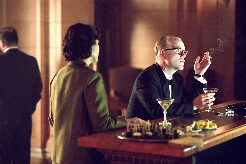 Что посмотреть ввыходные: фильмы описателях «Капоте» (2005) Режиссер — Беннетт Миллер
