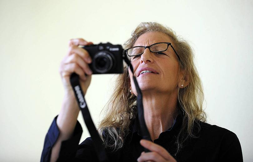 Психология успеха: Энни Лейбовиц. Как стать знаменитым фотографом