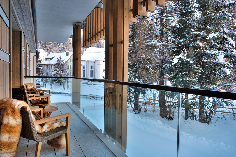 Куда поехать зимой: бесплатная ночь в Chedi Andermatt в Швейцарии