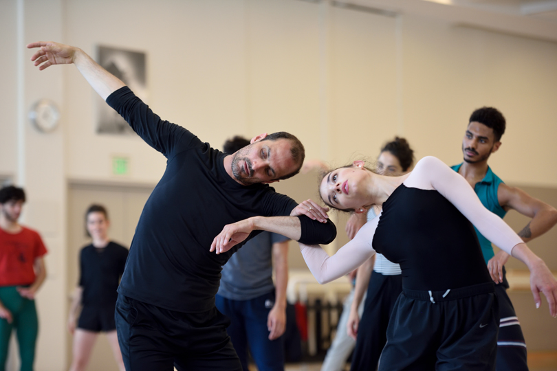 Пастернак без слов: хореограф Иржи Бубеничек— обалете «Доктор Живаго», великой любви ирусской революции