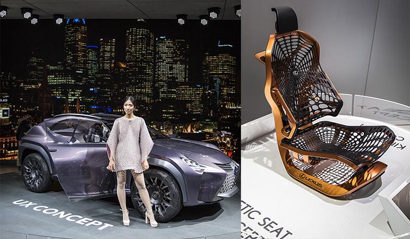 Авто с Яном Коомансом: что посмотреть на Парижском автосалоне. Lexus UX