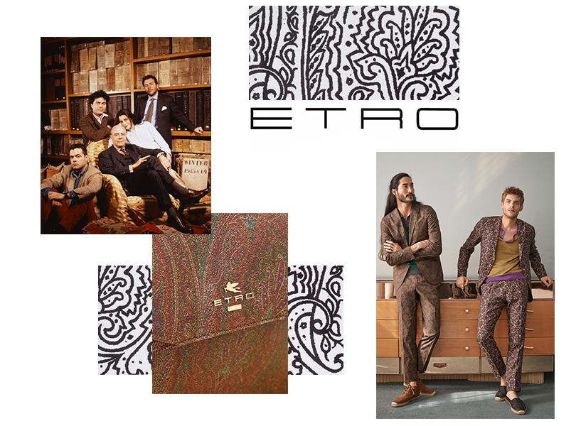 Модный дом Etro