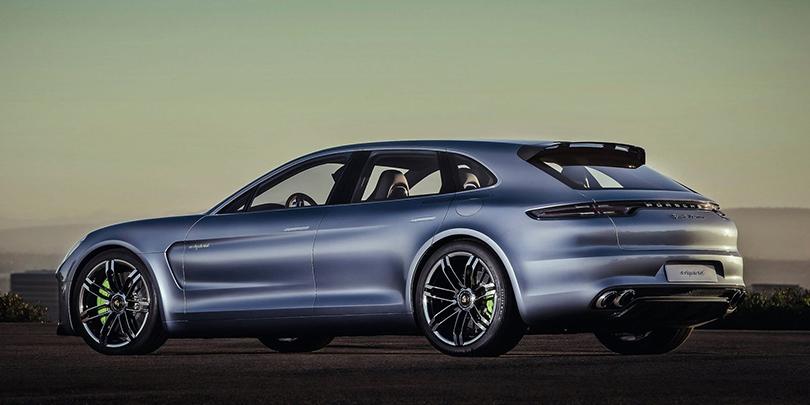 Авто с Яном Коомансом: в Берлине показали новую Porsche Panamera