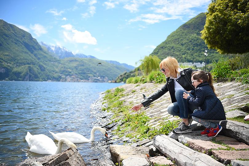 Планы налето. ОтЛюцерна доЛугано: швейцарские каникулы Ирины Гриневой. Лугано