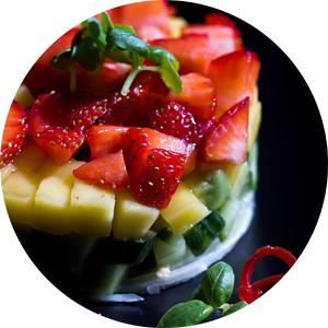 Moscow Restaurant Week: 20сладких тартаров. Black Thai