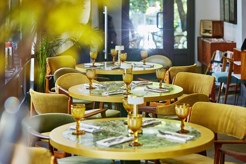 Как в ресторанах Москвы готовятся отмечать 23 февраля. Geraldine