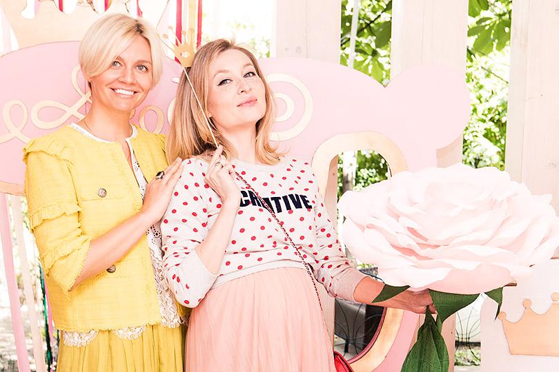 Красивая беременность: Baby Shower для ЗОЖ-эксперта и будущей мамы Елены Эбади. Татьяна Круглова
