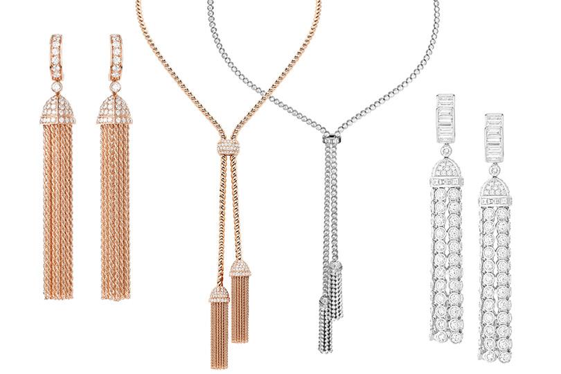 Коллекция Pompon, high jewellery, золото ибриллианты