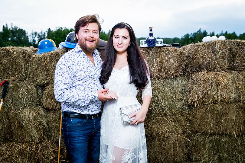 Иван Парфенов и Мария Бройтман