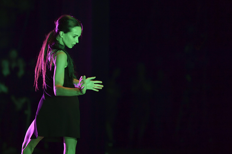 Балет: гала-закрытие «Context. Диана Вишнева» вСанкт-Петербурге. Диана Вишнёва