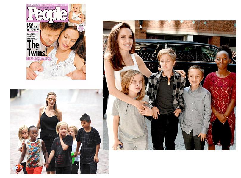 40лет ЭКО: 10звезд, ставших родителями благодаря искусственному оплодотворению. Анджелина Джоли