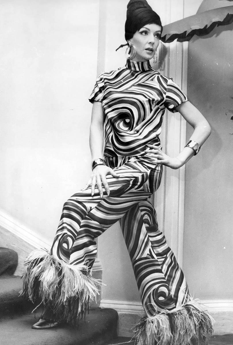 Style Notes: империя роскоши. 70лет Дому Dior. 1967— Miss Dior
