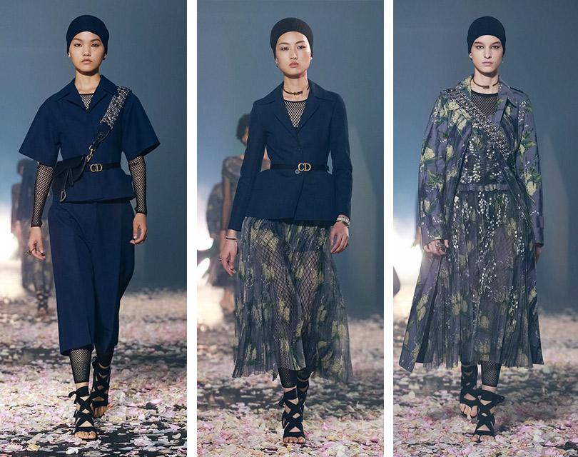 Танцы на ипподроме: шоу Dior в рамках Недели моды в Париже