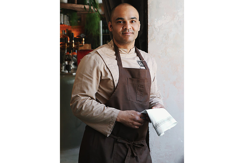 Новое место: Dante Kitchen &Bar