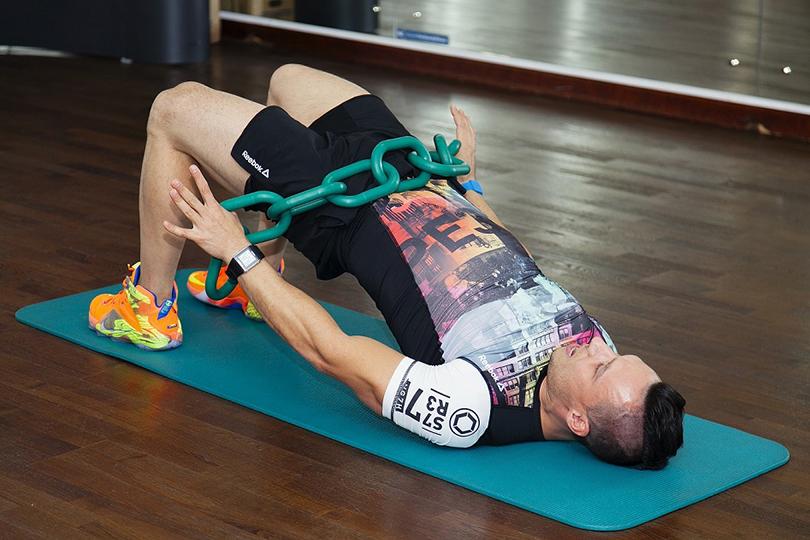 Фитнес с Алексеем Василенко: выбираем программу для осенних тренировок. U9