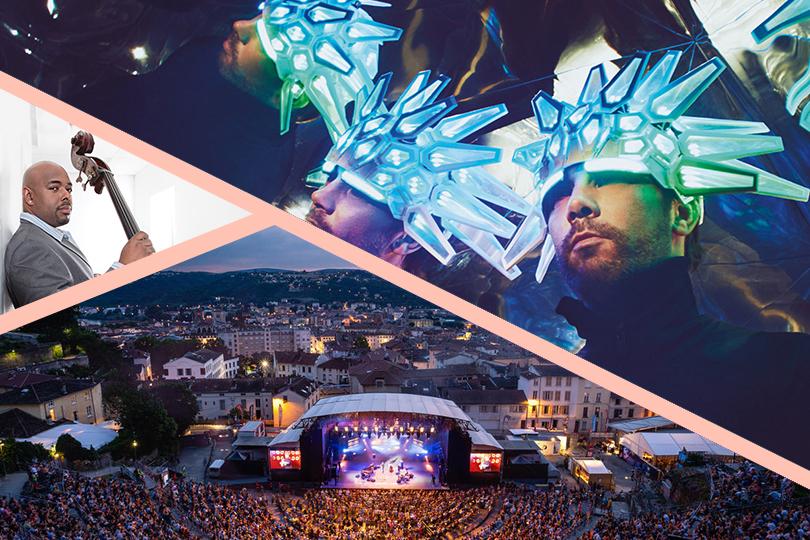 Франция  28 июня — 13 июля, Вьен: Jazz à Vienne 12–21 июля, Жюан-ле-Пен: Jazz à Juan  16–20 июля, Ницца: Nice Jazz Festival