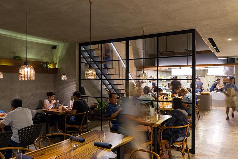 Гастрономический код Филиппин: изучаем лучшие рестораны Манилы. Toyo Eatery