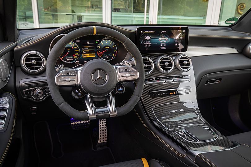 Mercedes-AMG GLC 63s