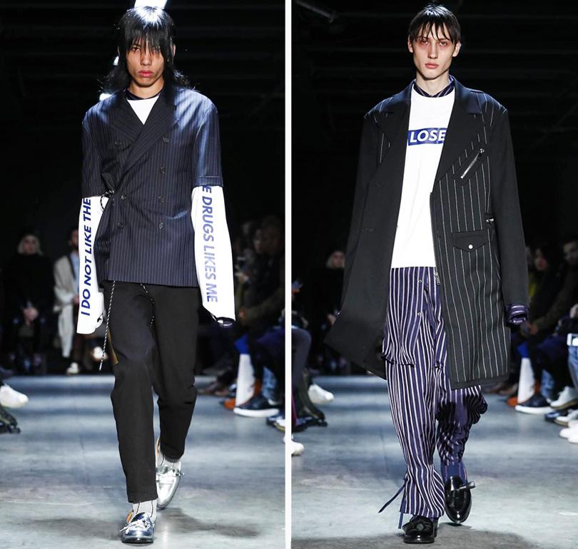 Men in Style: что мы узнали в Париже? Пять главных открытий Недели мужской моды. Christian Dada