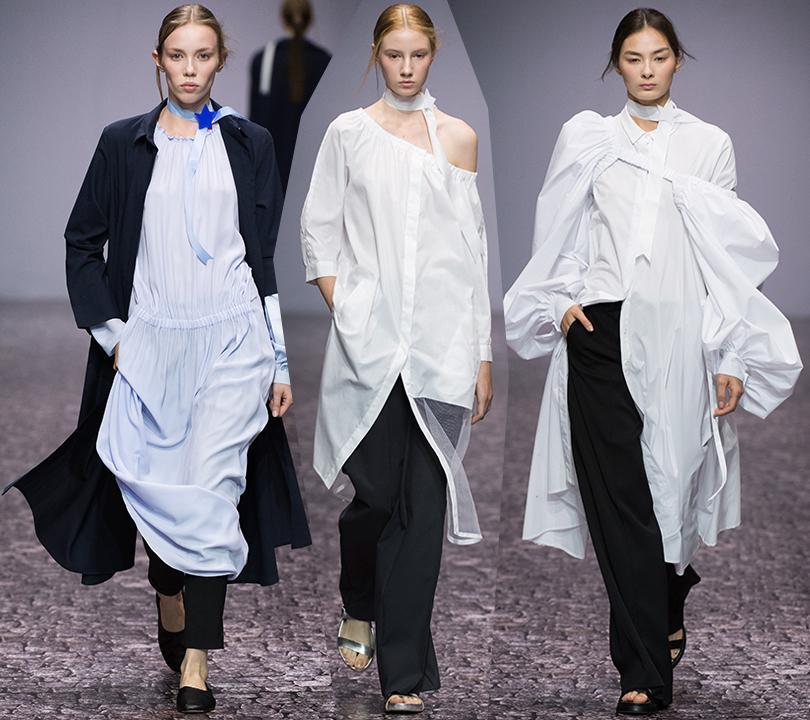 Style Notes: «предчувствия» в коллекции Victoria Andreyanova