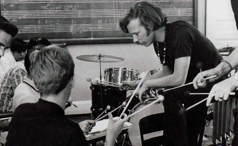 Что ещё завибрафон? 75лет джазовому вибрафонисту Гэри Бёртону