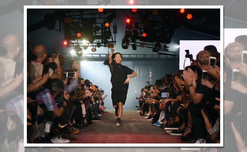 Style Notes: гости и самые яркие детали первых дней NYFW. Александр Вэнг