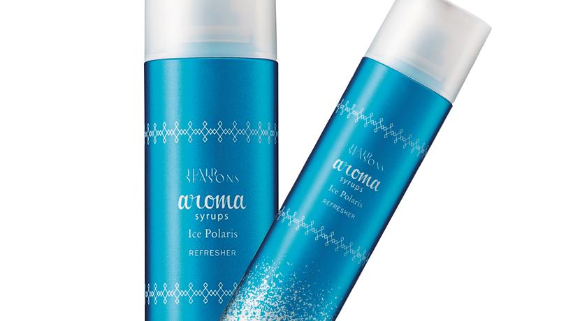 Освежающая пена для кожи головы Aroma Syrups Ice Polaris, DEMI Professional