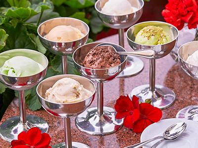 «Dr. Живаго». Натуральное мороженое