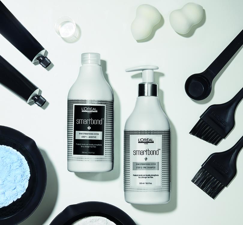 Hair & Style: 6 идеальных средств для волос для холодной осени. L'Oreal Professionnel Smartbond