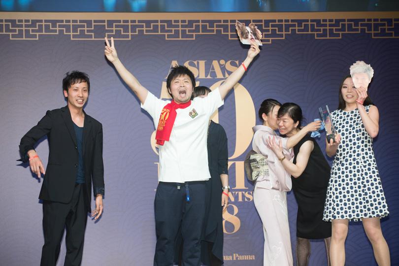 Дзаю Хасэгава (DEN, Токио, #2)— лучший ресторан Японии