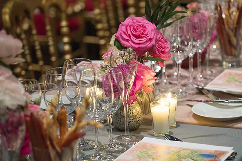 64-й ежегодный благотворительный Бал Роз в Монте-Карло