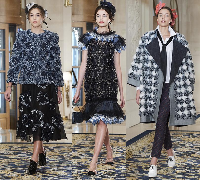 Style Notes: дебют Лили-Роуз Депп напоказе Chanel Métiers d'Art