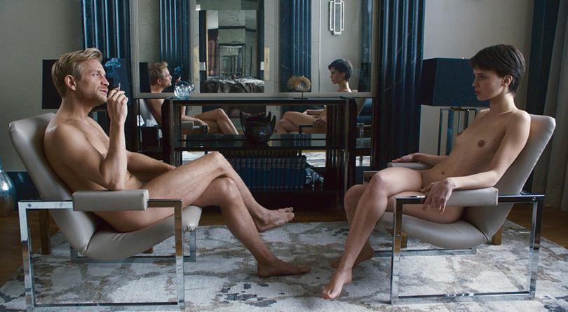 Девять споловиной фильмов 70-го Каннского кинофестиваля. «Двуличный любовник»/ «Двойной любовник» (L'amant double), режиссер Франсуа Озон