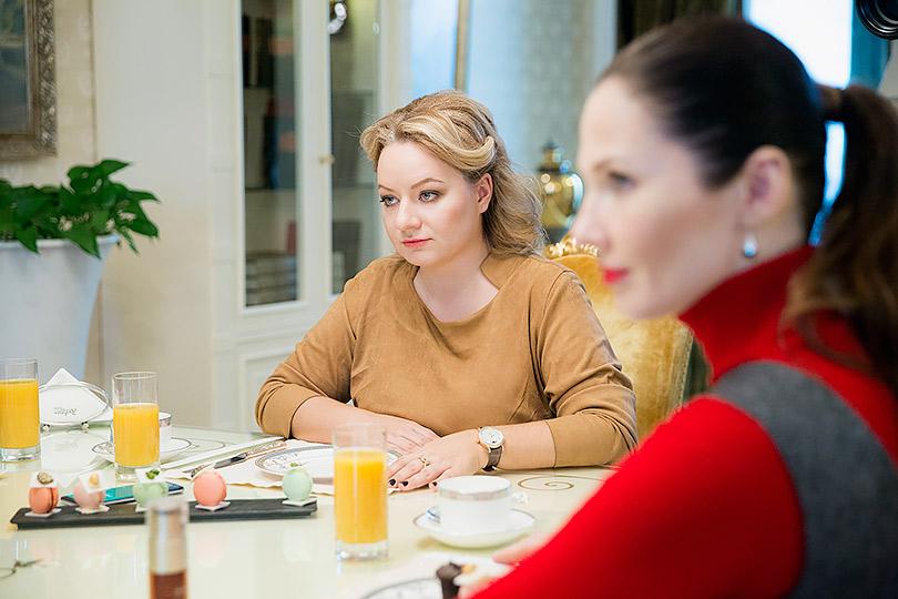 Татьяна Сабуренкова (главный редактор Posta-Magazine)