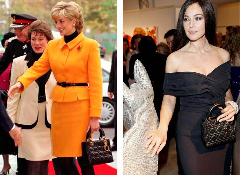 Style Notes: империя роскоши. 70лет Дому Dior. Принцесса Диана. Моника Беллуччи