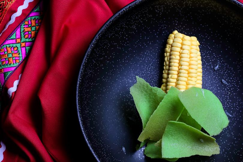 Chicha Кукурузный пирог