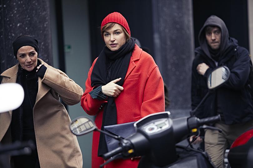 Street Style: эксклюзивные фотографии стретьего дня Недели Haute Couture вПариже вобъективе ИноКо. Карина Добротворская