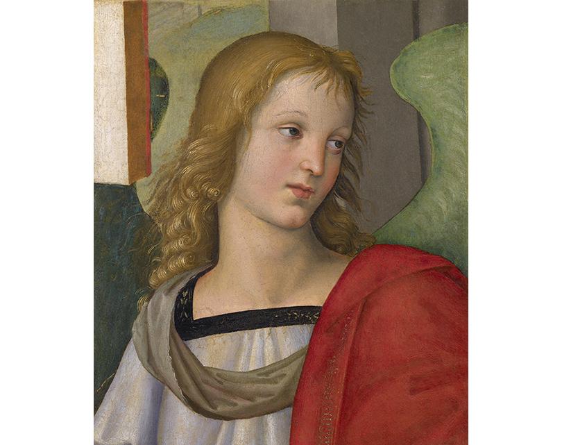 Art & More: по следам Рафаэля. Выставка великого итальянца в Пушкинском музее. «Ангел», Пинакотека Тосио Мартиненго, Брешиа