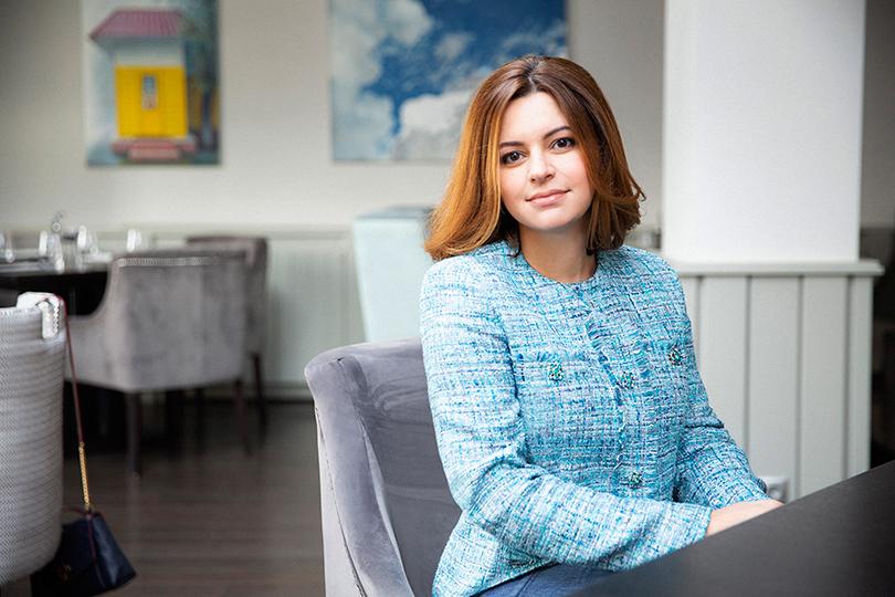 Интервью о бизнесе, путешествиях и финансах с руководителем Private Banking Банка Открытие Алиной Назаровой