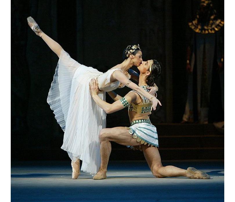 КиноТеатр: балет XXI века. Интервью с Сергеем Филиным. «Дочь фараона»