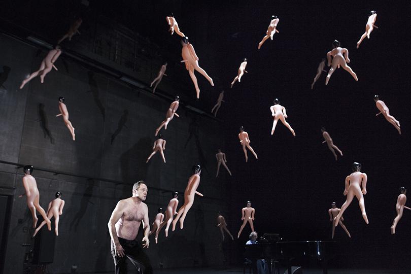 КиноТеатр: спектакли «Сезона Станиславского», которые нельзя пропустить. «Год рака»