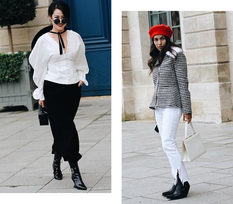 Street Style: лучшие образы уличной моды сParis Couture осень-зима— 2018. Ульяна Бойко