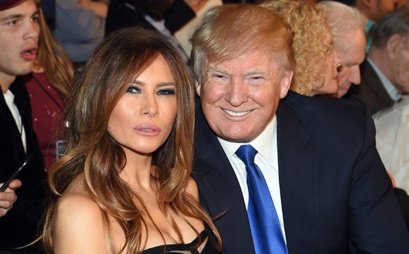 Той самой, настоящей любовью Дональда Трампа стала модель изСловении Мелания Кнаусс. Они поженились в2005 году исчастливо живут вместе досих пор.
