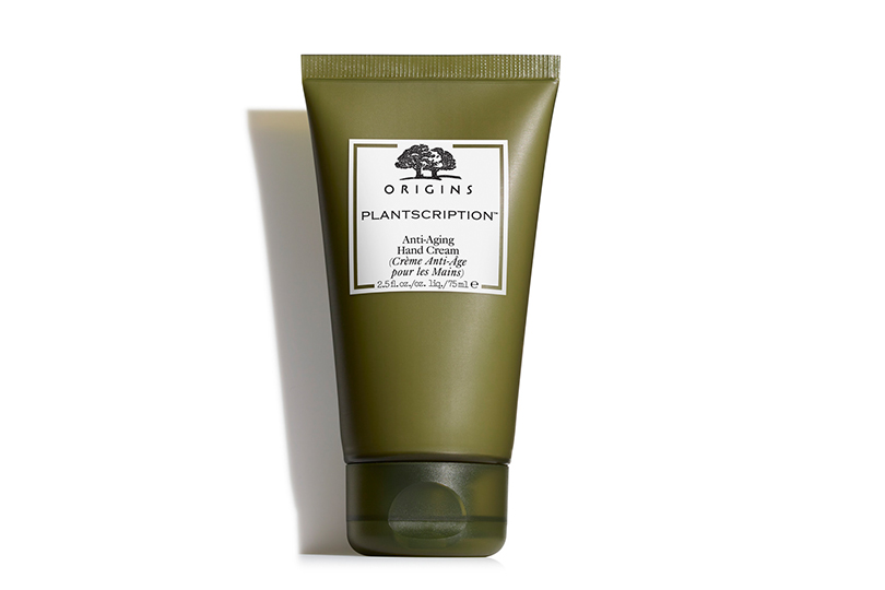 Anti-Aging Hand Cream Plantscription, Origins