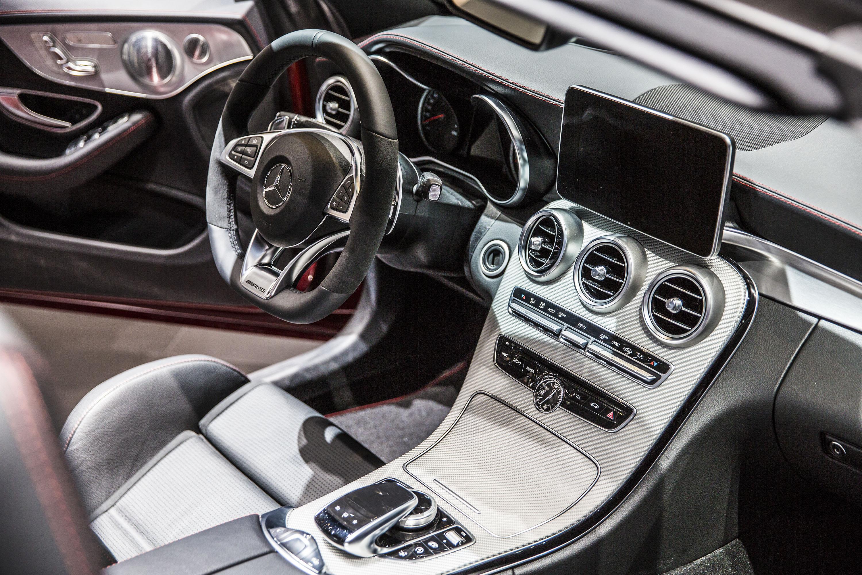 Mercedes C43 AMG Convertible
