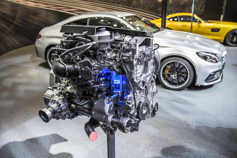 4liter V8plus turbos