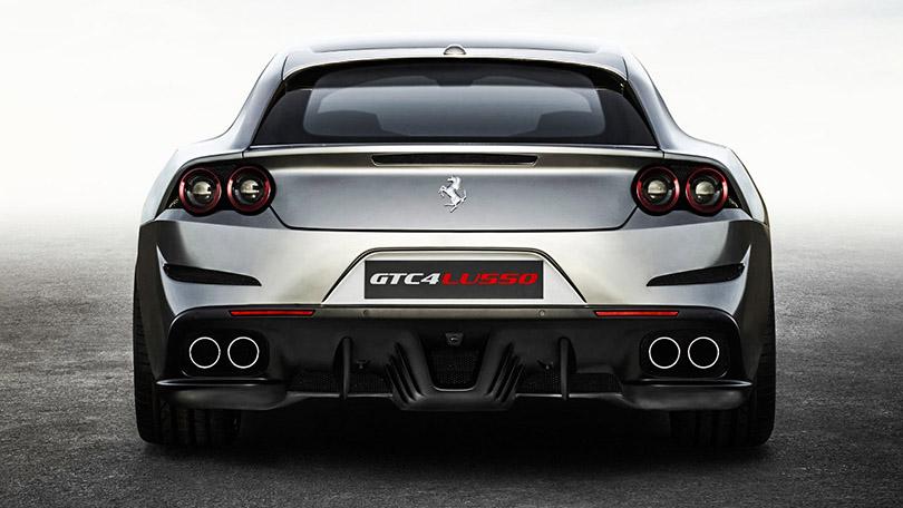 Авто с Яном Коомансом: в ожидании премьеры Ferrari GTC4Lusso в Женеве